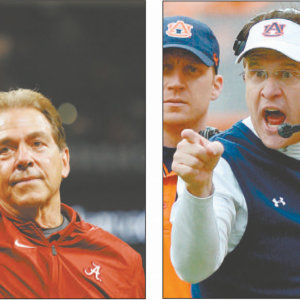 Saban and Malzahn
